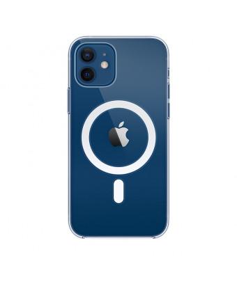 Coque transparente avec MagSafe pour iPhone 12 | 12 Pro