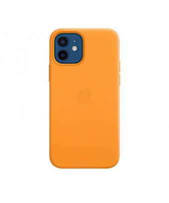 Coque en cuir avec MagSafe pour iPhone 12 | 12 Pro