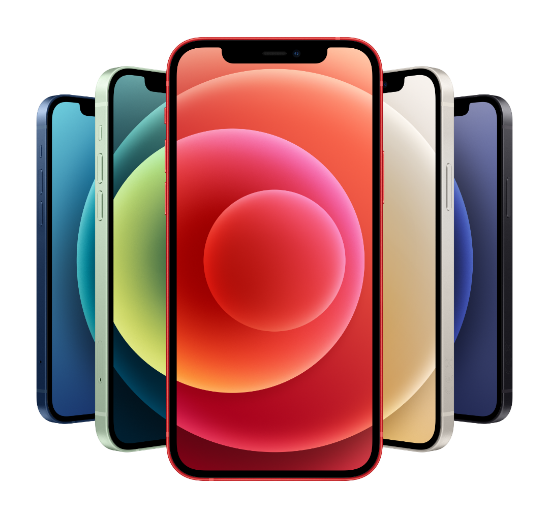 iphone 12 hero image